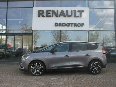tweedehands Renault Grand Scénic SCÉNIC130PK-BOSE-7-SEATS-55DKM-NAVI-PANODAK-COMFORSEATS-
