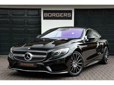 tweedehands Mercedes 500 S-klasse Coupé4M AMG+SWAROVSKI+AIR.BODY-CONTROL+MAGIC-SKY