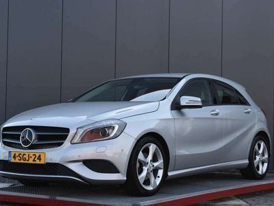 tweedehands Mercedes A180 Edition Navigatie 4U3
