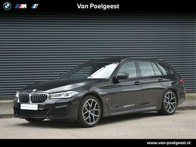 tweedehands BMW 530 5 Serie Touring i High Executive M Sport Shadow Automaat Panoramadak / Laserlicht / Panoramadak