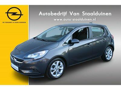 tweedehands Opel Corsa 1.0 Turbo Edition Airco| Velgen| Cruise Control| Parkeersensoren| Telefoon voorbereiding