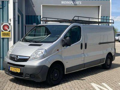 tweedehands Opel Vivaro 2.0 CDTI L2H1 / Cruise / Airco / DUBBELE SCHUIFDEU
