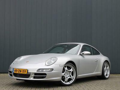 tweedehands Porsche 911 Carrera 3.6 997 / NAVI / SCHUIFDAK / HANDGESCHAKELD