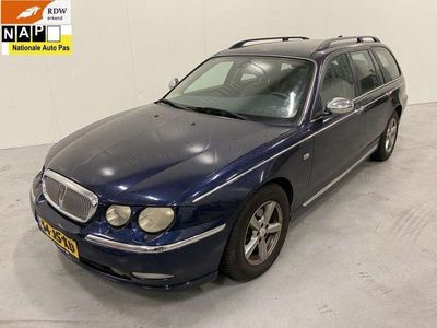 tweedehands Rover 75 Tourer 2.0 CDT Sterling leder Navi