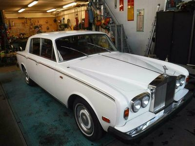 tweedehands Rolls Royce Silver Shadow -
