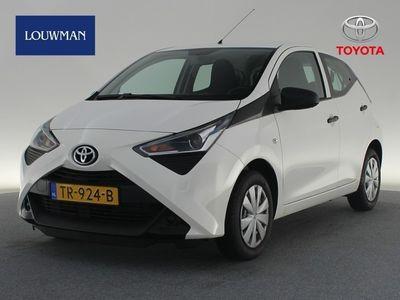 tweedehands Toyota Aygo 1.0 VVT-i X | Nieuw model | LED dagrijverlichting