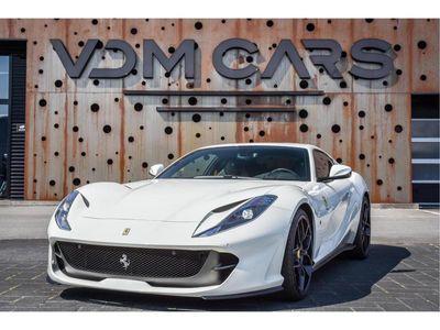 tweedehands Ferrari 812 6.5 V12 Superfast HELE | Novitec Uitlaat | Novitec wielen |
