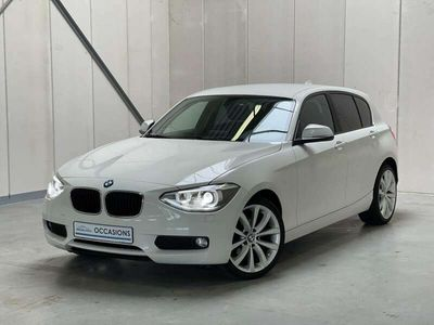 tweedehands BMW 116 116 i Executive NAVI/CRUISE/XENON/AUTOMAAT/PDC