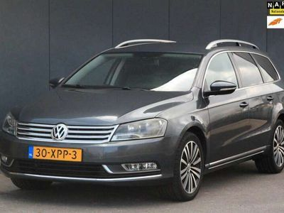 tweedehands VW Passat Variant 1.6 TDI Comfort Executive Line BlueMotion Navigati