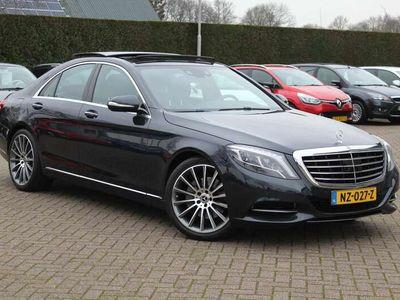 tweedehands Mercedes S350 BlueTEC Prestige Plus / Panoramadak / Camera / Bur