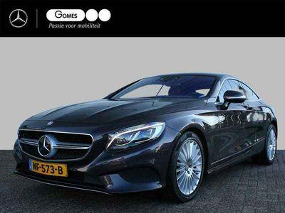 tweedehands Mercedes 500 S-klasse Coupé| Rij assistentiepakket | Stoelen met Memory | Ma