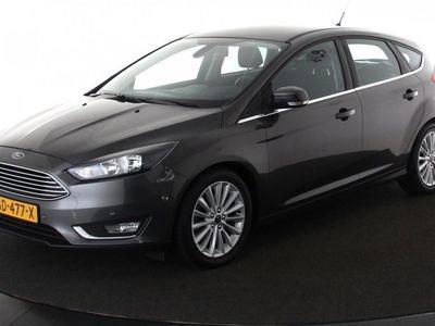tweedehands Ford Focus 1.5 Titanium Edition | Navigatie | Trekhaak | Keyl