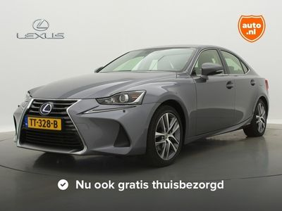 tweedehands Lexus IS300h Hybrid Business Line | Achteruitrijcamera | Cruise control | Climate Control |