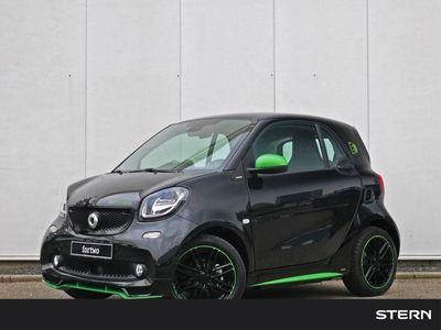 tweedehands Smart ForTwo Coupé EQ edition greenflash brabus | prime plus | panoramadak | led & sensor | cool & audio | sfeerverlichting