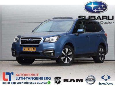 tweedehands Subaru Forester 2.0 Exclusive | Navigatie ✅| Panoramadak ✅| Trekhaak ✅| Led ✅|
