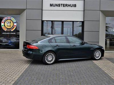 tweedehands Jaguar XE 2.0d R-Sport 163pk RWD Aut. | Approved | Winter Pack | Premium Business Pack | Black Pack | Air Quality Sensor