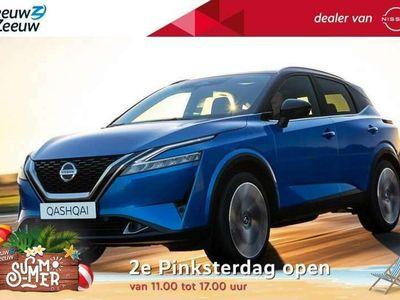 tweedehands Nissan Primera QASHQAI 1.3 Mild-HybridEdition 140MT !! Verwacht Juni 2021 !! Beschikbaar vanaf € 40390,-