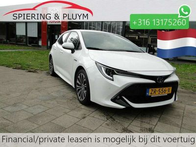 tweedehands Toyota Corolla 2.0H Style | navi | PDC | 185pk | NL auto!