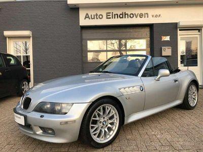 tweedehands BMW Z3 1.9i,Wide body,Airco,Leder,2002 €5995,-
