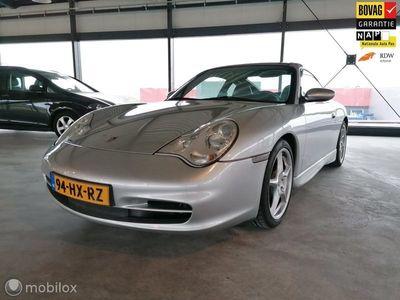 tweedehands Porsche 911 3.6 Targa Climate Control, Navigati