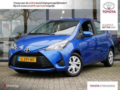 tweedehands Toyota Yaris 1.5 VVT-i Active Automaat / Clima / Cruise / Camer