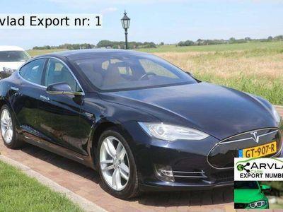 tweedehands Tesla Model S MOTORS **26999** NETTO**PANO**SALE** S 85 BASE *PA