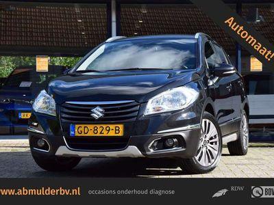tweedehands Suzuki SX4 S-Cross 1.6 120PK Exclusive Automaat | Hoge zit | Trekhaak | Navigatie | Stoelverwarming | Automatisch Airco | Cruise Control | All-in Rijklaarprijs |