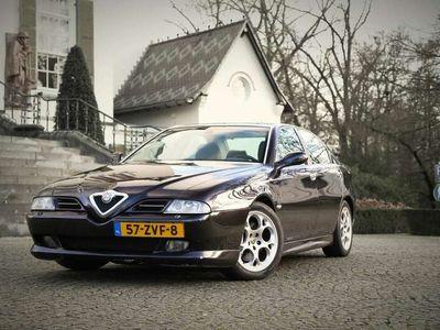 tweedehands Alfa Romeo 166 3.0 V6 Sportronic | Zender | Nero Vulcano | Xenon
