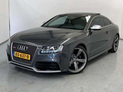 tweedehands Audi A5 Coupé 4.2 FSI RS5 / Pano / Miltek / Stoelklima / B