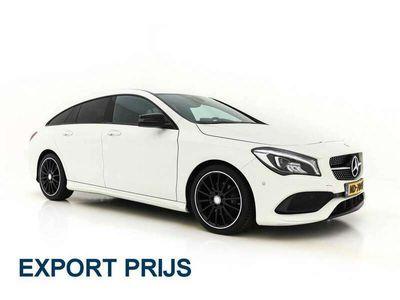 tweedehands Mercedes CLA180 Shooting Brake Ambition AMG-STYLING Aut. *LED+LEDE