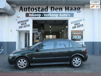 tweedehands Opel Astra 1.6 Njoy 5 Deurs Airco