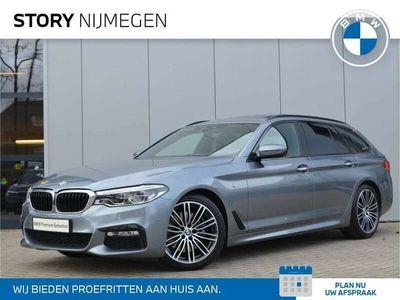tweedehands BMW 530 5 Serie Touring d High Executive M Sport Automaat