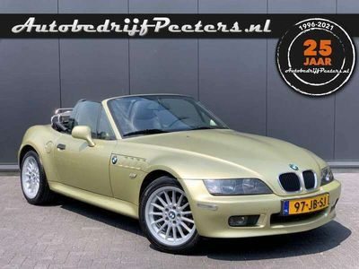 tweedehands BMW Z3 Roadster 1.9i Sportstoelen Airco Cruise NL-auto