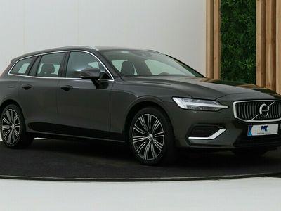 tweedehands Volvo V60 2.0 T4 Inscription | Leder | Camera | Apple Carplay | Navi | 18 Inch | 191Pk!