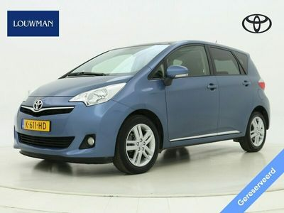 tweedehands Toyota Verso-S 1.3 VVT-i 100 PK Aspiration Limited   Navigatie   Glazen Panoramadak  