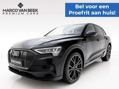 tweedehands Audi E-Tron e-tron - 55 quattro 4 % Nw. Prijs € 83.759 ACC Stoelkoeling Head-Up Leder Geïnteresseerd?