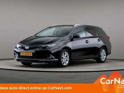 tweedehands Toyota Auris Touring Sports 1.8 Hybrid Dynamic, Automaat, Navig