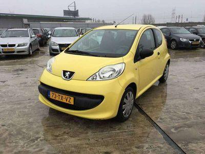 tweedehands Peugeot 107 1.0