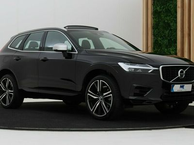 tweedehands Volvo XC60 2.0 T8 Twin Engine AWD R-Design | Excl. BTW | B&W | Head-Up | ACC | Panoramadak | Luchtvering | BLIS | Alarm Klasse 3
