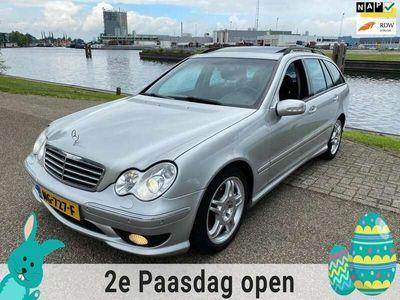 tweedehands Mercedes C30 AMG C-klasseCDI AMG/Opendak/nette auto!/Youngtime