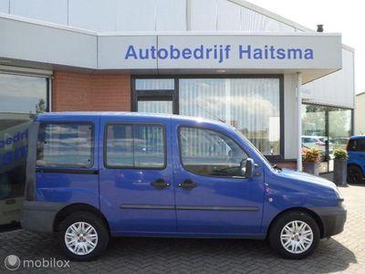 tweedehands Fiat Doblò 1.6-16V SX Dubb Schuifdeur, CPV, El.Ramen