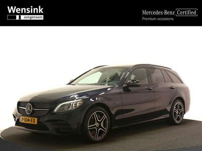 tweedehands Mercedes C300 Estate e Business Solution AMG   Panorama-schuifda