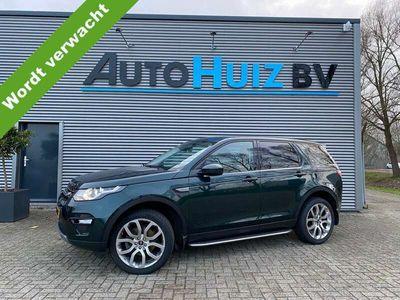 tweedehands Land Rover Discovery Sport 2.2 TD4 4WD SE Automaat Leer Trekhaak LED Navigatie 20 Inch Achteruitrijcamera