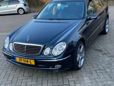 tweedehands Mercedes E500 500 avantgarde