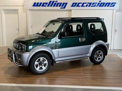 tweedehands Suzuki Jimny 1.3 Exclusive