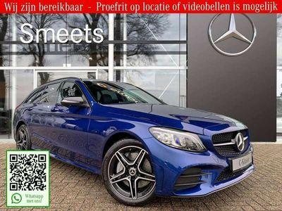 tweedehands Mercedes C300 Estate e Business Solution Limited   Amg Line   Pa