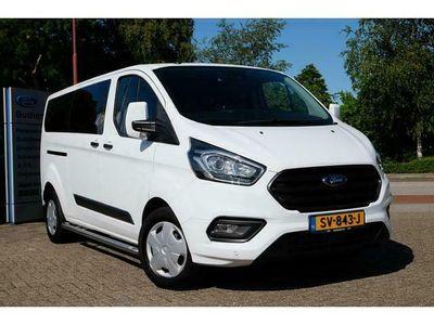 tweedehands Ford Custom TRANSIT320 2.0 TDCI L2H1 Trend 130PK 9 pers | Camera | Navigatie | Stoelverwarming | NLD auto |