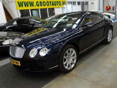 tweedehands Bentley Continental GT 6.0 W12 Automaat Airco, Cruise Control, NAP, Navigatie,