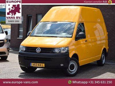tweedehands VW Transporter 2.0 TDI 102pk L2H2 Airco 09-2015