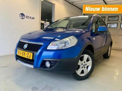 tweedehands Fiat Sedici 1.6-16V EXPERIENCE 4WD AIRCO PDC MOOI